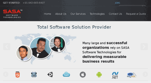 SASA Software Technologies Jobs